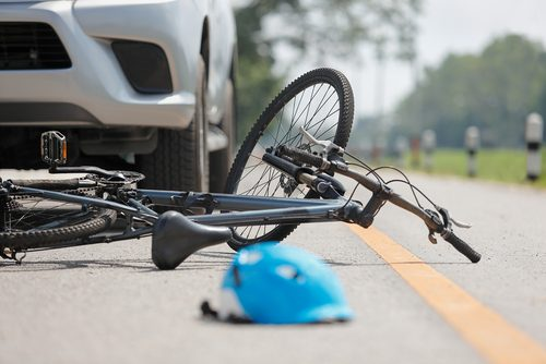 Bicycle Accident Image