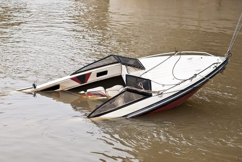 Boating Accident Image