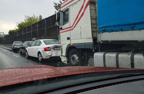 Truck Accident Image