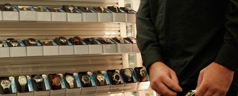 Shoplifting cases are very high risk cases