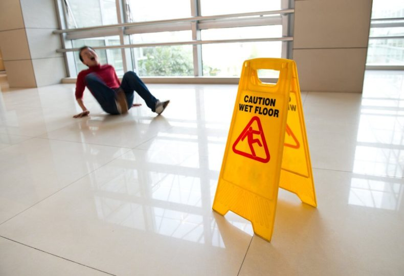 What You Should Do After a Slip and Fall