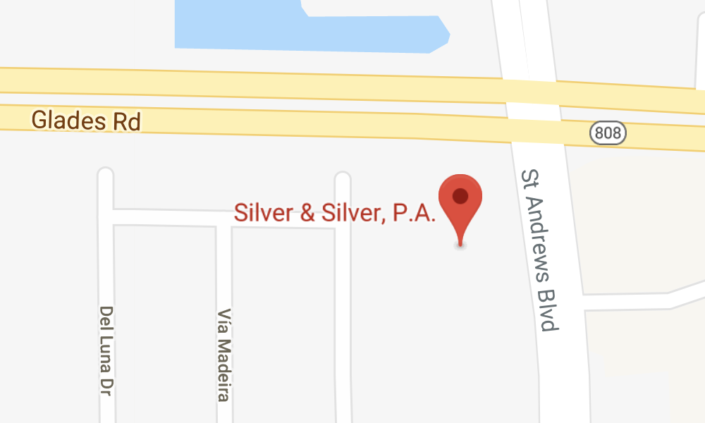Silver and Silver Google Maps Location