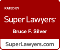 Rated by Super Lawyers - Bruce Silver