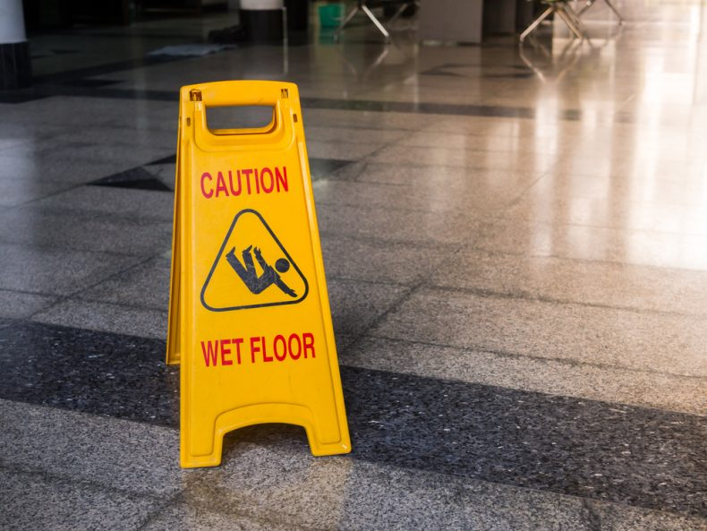 What Kind of Damages Can You Get for a Slip and Fall Injury in South Florida this Holiday Season?