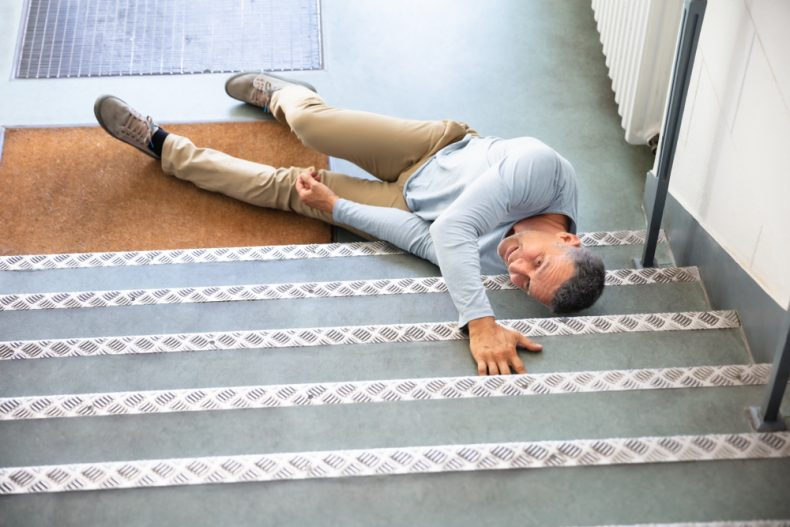 Can You Collect Damages if You Weren't Physically Injured in a Slip and Fall in Florida?
