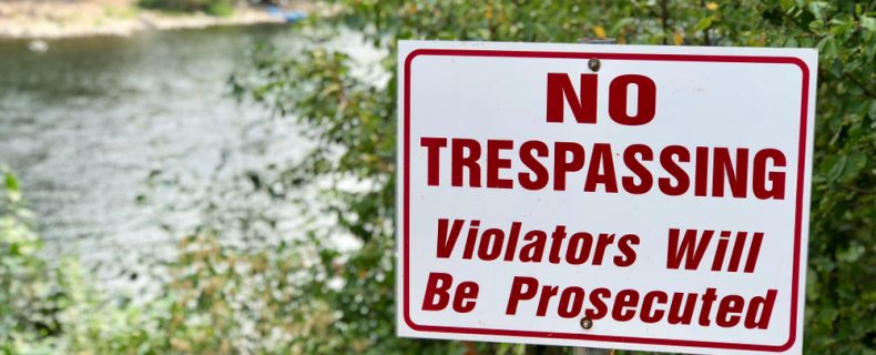 Can Some in Florida Sue for Premises Liability if They Were Trespassing at the Time of the Injury?